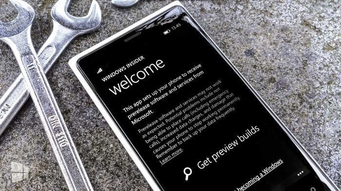 Доступна новая сборка Windows 10 Mobile Technical Preview