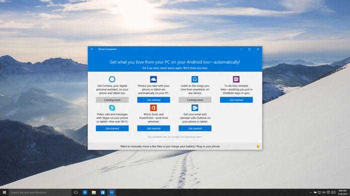 Microsoft анонсировала Cortana для Android и iOS