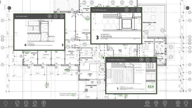 SmartUse для Windows 8. Профессиональное приложение для строителей
