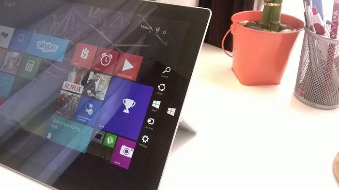 Windows 9 может остаться без Charms bar