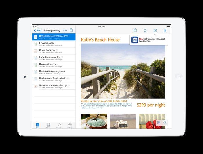 Microsoft и Dropbox объединяют усилия для интеграции Office со службой хранения данных
