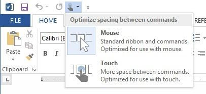 Работа в Windows с помощью прикосновений. Несколько советов для более эффективного сенсорного управления