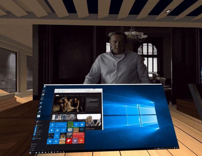 Компания BigScreen работает над программным обеспечением, которое перенесет рабочий стол Windows в виртуальную реальность