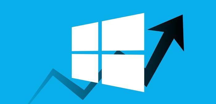 Windows 10 уже превзошла Chrome OS, Linux и Windows Vista