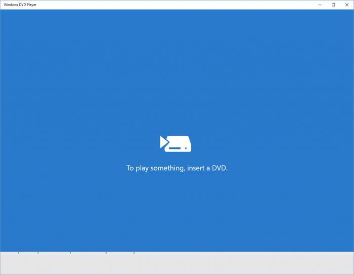 Windows 10: Microsoft выпустила приложение Windows DVD Player для пользователей Windows Media Center