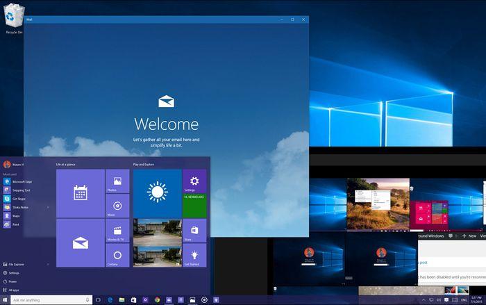 Windows 10: в Fast Ring доступна новая сборка 10162 [Дополнено]