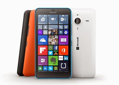 Windows 10 для смартфонов будет выпущена осенью
