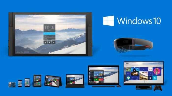 Windows 10: fbl_impressive будет новой веткой разработки операционной системы