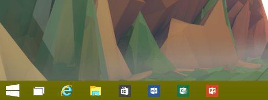 Как убрать поле поиска из панели задач в Windows 10