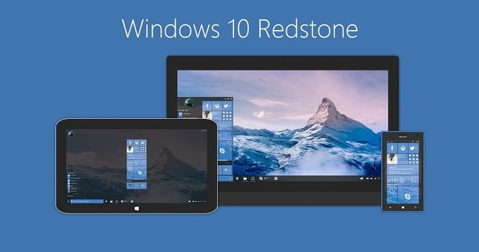 Windows 10 Redstone: Microsoft готовит новый уровень взаимодействия мобильной и настольной ОС