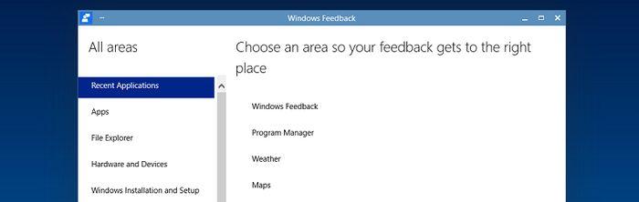 Чего больше всего хотят пользователи Windows 10 Technical Preview