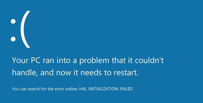 «Синий экран» в Windows 10 будет отображать QR-код