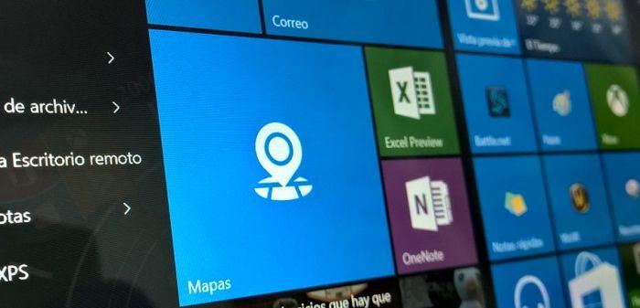 Приложение Карты для Windows 10 обновилось и получило новый логотип