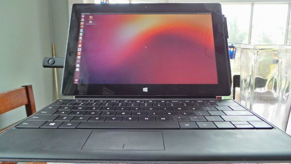 На Microsoft Surface Pro можно запускать Linux