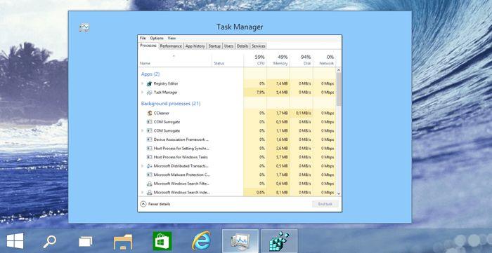 Почему приложения в Windows 8.1 продолжают работать после закрытия