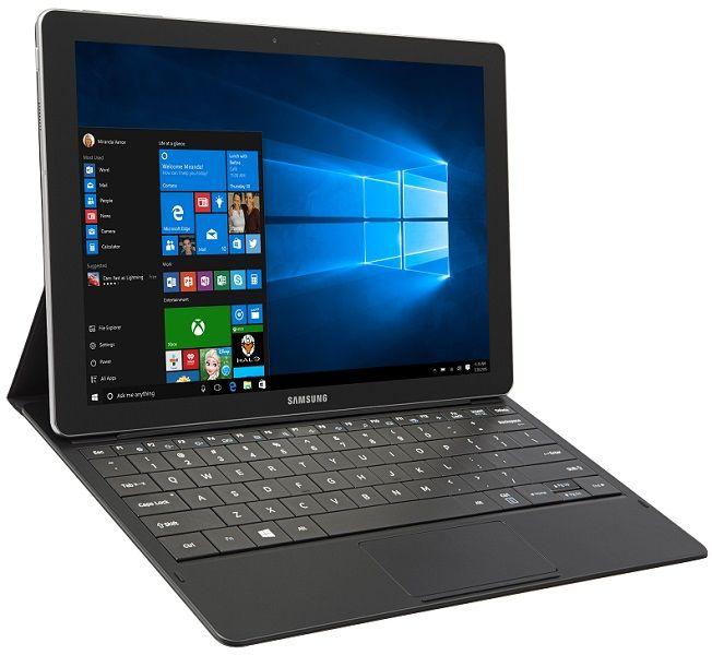 Samsung Galaxy TabPro S: тонкий и стильный планшет с Windows 10