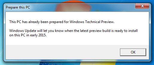 Как обновить Windows 7 или 8.1 до Windows 10 TP build 9926