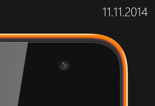 Первый смартфон под брендом Microsoft Lumia будет представлен 11 ноября