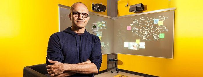 Официально: Сатья Наделла – новый CEO Microsoft