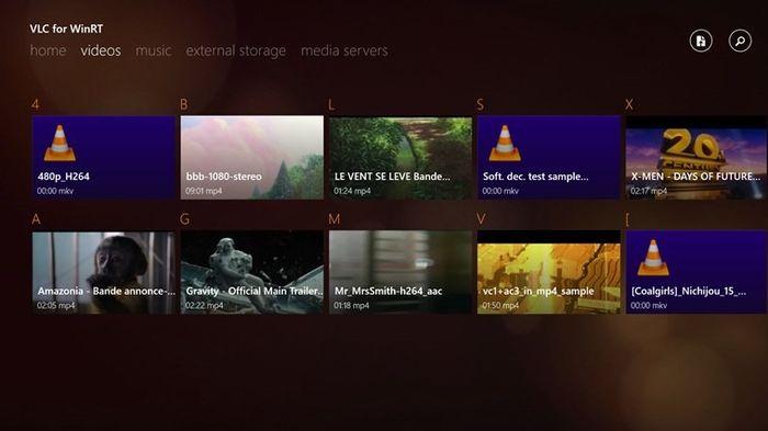 5 лучших медиаплееров для Windows 8.1 и Windows RT