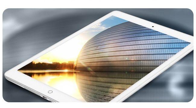 Onda V919 3G Air: копия iPad Air с Windows 8.1 и Android, алюминиевым корпусом и ценой 200 долларов