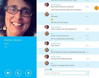 Skype: попрощайтесь с приложением для Windows 8.1