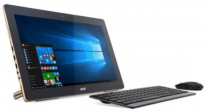 Acer Aspire R 14 – новый конвертируемый ноутбук с Windows 10 и процессорами Intel Skylake