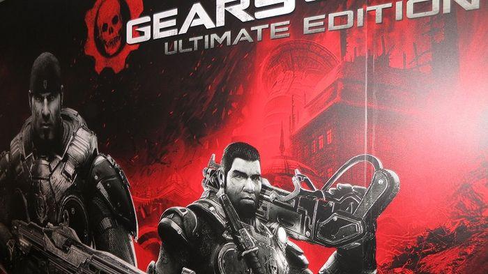 Gears of War: Ultimate Edition для Windows 10 уже можно приобрести в магазине приложений