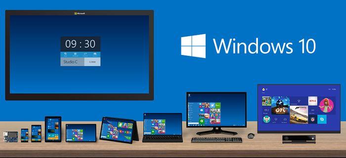 Windows 10 будет включать в себя поддержку новых типов датчиков