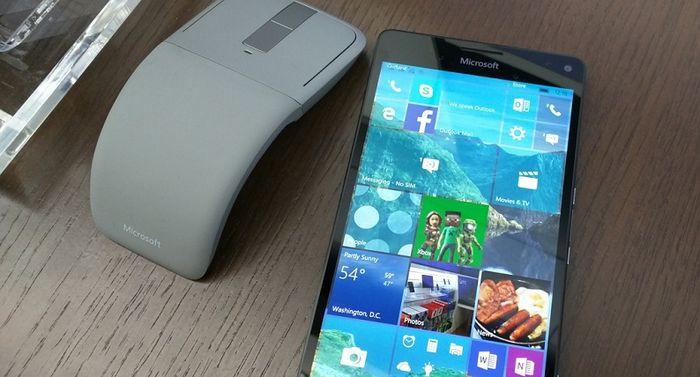 Microsoft выпустила Windows 10 Mobile build 10586