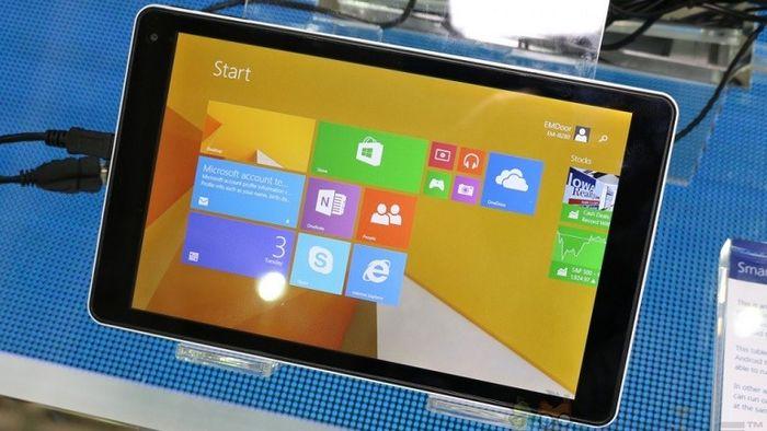 Первый 100-долларовый планшет с Windows