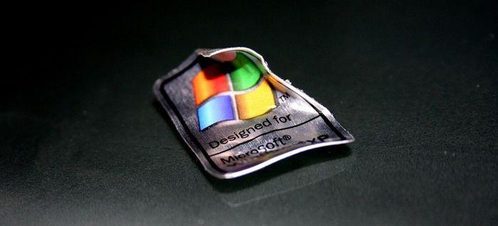 Windows XP по-прежнему распространена больше, чем Windows 8/8.1 и Vista вместе взятые