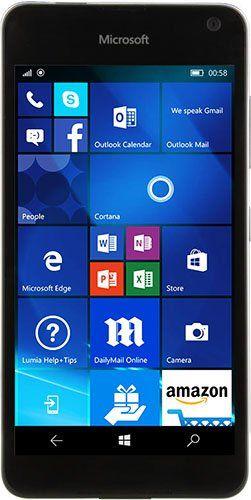 Рендер смартфона Microsoft Lumia 650