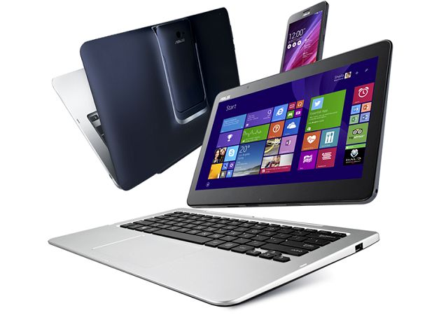 ASUS Transformer Book V – сочетание планшета с Windows и смартфона с Android