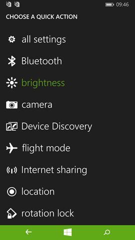 Windows 10 для смартфонов: немного о первой версии Technical Preview