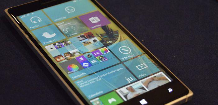Габриэль Аул: новый билд Windows 10 Preview для смартфонов выйдет на этой неделе (если все пойдет хорошо)
