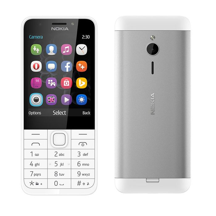 Microsoft представила телефоны Nokia 230 и Nokia 230 Dual SIM