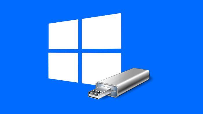 Как справиться с ошибкой «Вы не можете установить Windows на USB-устройстве флэш-памяти с помощью программы установки»