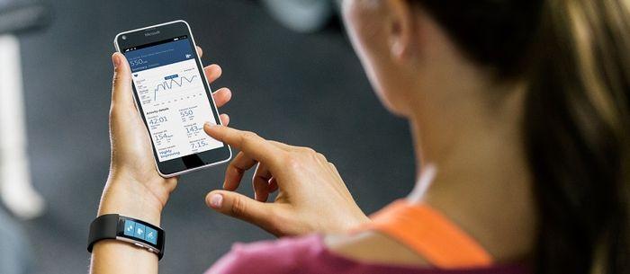 Лучшие фитнес-трекеры для Windows Mobile 10