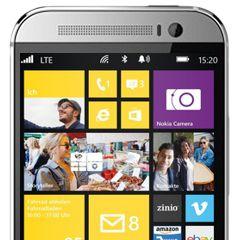 В августе HTC может выпустить вариант HTC One M8 с Windows Phone 8.1