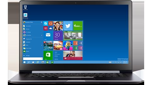 Дата выхода Windows 10: середина / конец 2015. Сборка Windows 10 Technical Preview станет доступна завтра