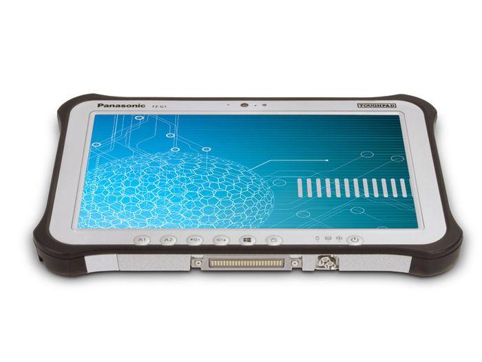20″ планшет от Panasonic с разрешением 4К и Windows 8