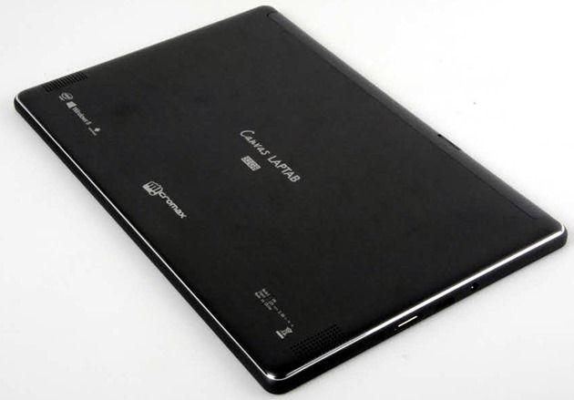 Micromax Laptab – гибридный планшет с Windows 8.1 и Android