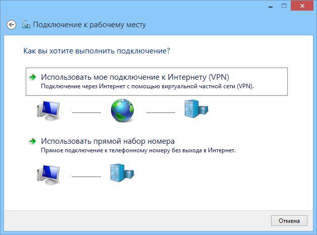 Как создать и использовать VPN-соединение в Windows 8 и Windows 8.1