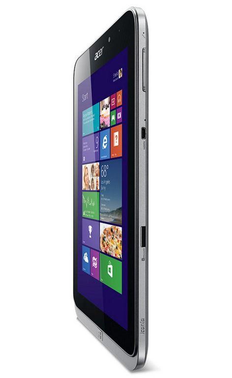 Планшет Acer Iconia W4-820 с Windows 8.1 появится на рынке в этом месяце
