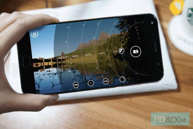 UMi Touch: первый смартфон с процессором MediaTek и Windows 10 Mobile