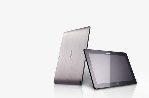 Два гибридных планшета с Windows 8 от Samsung