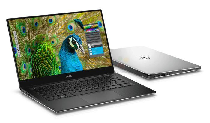Новый Dell XPS 13-9350 с процессором Skylake и Windows 10. Технические характеристики и изображения