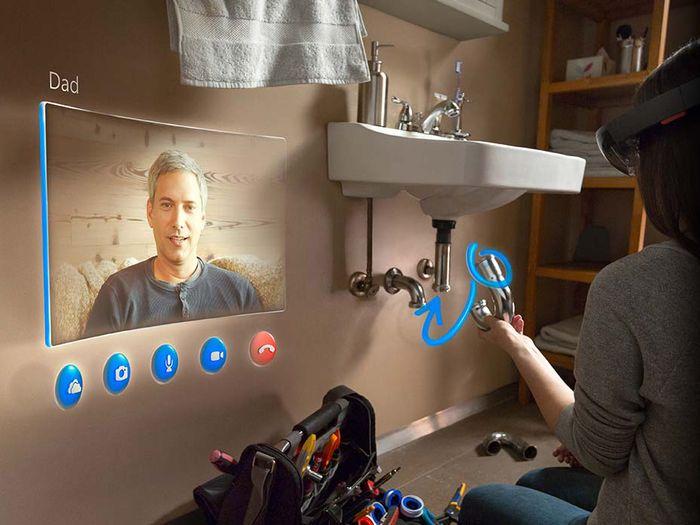 10 вещей, которые вы должны знать о Microsoft HoloLens