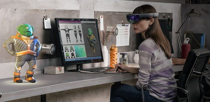Microsoft уже получила более 3000 идей приложений для HoloLens